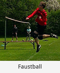 Faustball - TSV Oberlenningen