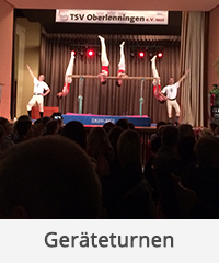 Geräteturnen - TSV Oberlenningen